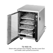 F.W.E. TS-1633-14 Under Counter Pizza Heated Holding Cabinet - Insulated Half Size Holding Cabinets