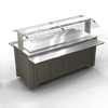 Galleyline 9259A/FH/5050 Frost Top Serving Counter