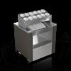 Galleyline 9436A/FH Condiment Cart