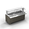 Galleyline 9650A/FH/5055 Refrigerated Salad, Condiment & Cold Food or Beverage Bar