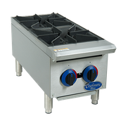 Globe C12HT Chefmate Gas Hot Plate - Hot Plates