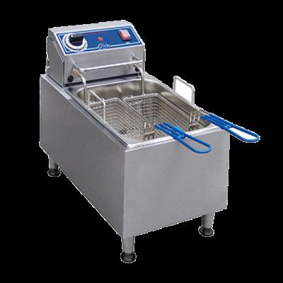 Countertop Air Fryer : ... Fryers ? Countertop Fryers ? Globe PF10E 10 Lb. Electric Countertop