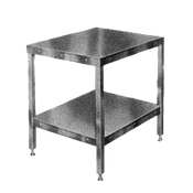 Hobart CUTTER-TABLE3 27 in. X 32 in. Table Model 205025 - Equipment Stands