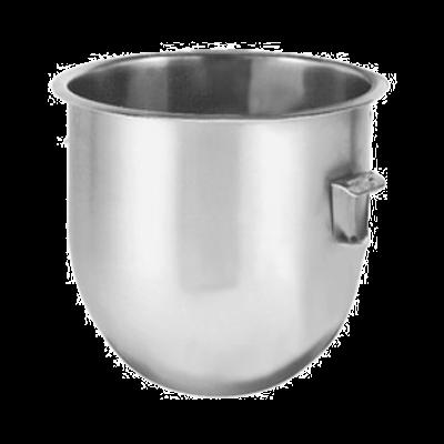 Hobart BOWL-HL4320 20 Qt Stainless Steel Bowl