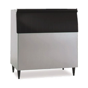 Hoshizaki B-800SF Ice Bin with Top-Hinged Front-Opening Door and Approximately 600-Lb Ice Storage Capacity - Ice Bins