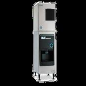 Hoshizaki DB-130H Ice Dispenser with Approximately 130-Lb Built-In Storage Capacity - Hoshizaki