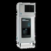 Hoshizaki DB-200H Ice Dispenser with Approximately 200-Lb Built-In Storage Capacity - Hoshizaki