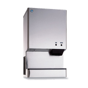 Hoshizaki DCM-500BAH Air-Cooled Cubelet-Style Ice Maker/Water Dispenser - Cube Style Ice Machines