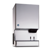 Hoshizaki DCM-500BWH-OS Water-Cooled Cubelet-Style Opti-Serve Ice Maker/Water Dispenser - Cube Style Ice Machines
