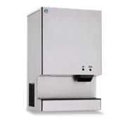 Hoshizaki DCM-751BAH Air-Cooled Cubelet-Style Ice Maker/Water Dispenser - Cube Style Ice Machines