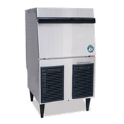 Hoshizaki F-330BAH Air-Cooled Flake-Style Ice Maker with Bin - Flake Style Ice Machines
