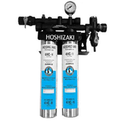 Hoshizaki H9320-52 Water Filtration System with Twin Configuration - Ice Machine Water Filters