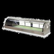 Hoshizaki HNC-150BA-L-S Countertop Refrigerated Display Case - Hoshizaki