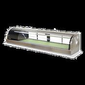 Hoshizaki HNC-180BA-L-S Countertop Refrigerated Display Case - Hoshizaki