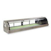 Hoshizaki HNC-210BA-R-S Countertop Refrigerated Display Case - Hoshizaki