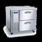 Hoshizaki HUR40A-D 8.5 cu ft Professional Series Undercounter Refrigerator - Undercounter Refrigerators