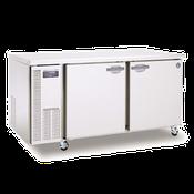 Hoshizaki HUR68A 18.8 cu ft Professional Series Undercounter Refrigerator - Undercounter Refrigerators