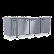 Hoshizaki HUR96A 29.1 cu ft Professional Series Undercounter Refrigerator - Undercounter Refrigerators