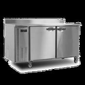 Hoshizaki HWR68A 18.8 cu ft Professional Series Worktop Refrigerator - Hoshizaki
