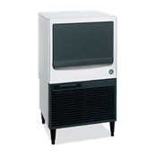 Hoshizaki KM-101BAH Cube-Style Ice Maker with Bin, Air-Cooled - Cube Style Ice Machines