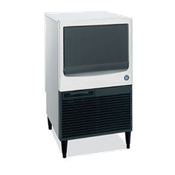 Hoshizaki KM-151BWH Cube-Style Ice Maker with Bin, Water-Cooled - Cube Style Ice Machines