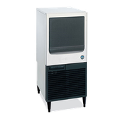 Hoshizaki KM-61BAH Cube-Style Ice Maker with Bin, Air-Cooled - Cube Style Ice Machines