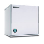 Hoshizaki KMD-410MWH Cube-Style Ice Maker, Water-Cooled - Crescent Style Ice Machines