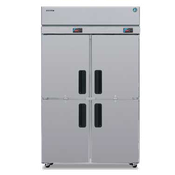 Hoshizaki RFH2-SSB-HD Two Section Professional Series Refrigerator/Freezer Dual Temp - Hoshizaki