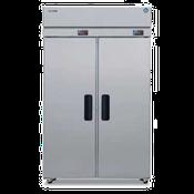 Hoshizaki RFH2-SSB Two Section Professional Series Refrigerator/Freezer Dual Temp - Hoshizaki