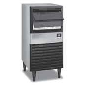 Manitowoc QM-45A Ice Maker with Bin Cube-Style - Manitowoc Ice Machines
