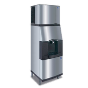 Manitowoc SFA-291 Vending Ice Dispenser with Built-In Water Valve Push Button Floor Model - Manitowoc Ice Machines