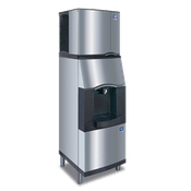 Manitowoc SPA-160 Vending Ice Dispenser with Push Button - Manitowoc Ice Machines