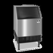 Manitowoc UY-0140A Neo Undercounter Half Cube Ice Machine - Manitowoc Cube Style Ice Machines