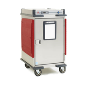 Metro C5T5-DSB  T-Series Heated Holding Cabinet - Insulated Half Size Holding Cabinets
