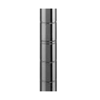 "Metro 54PK3 Super Erecta Siteselect Post 54-9/16""H"