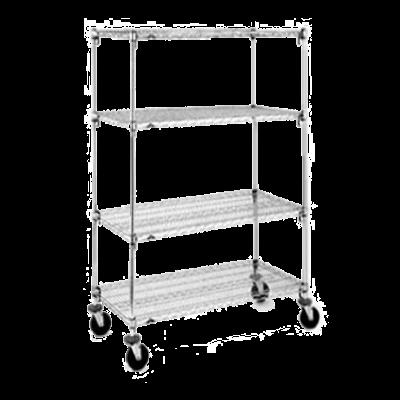 Metro A556BC Super Adjustable Super Erecta Stem Caster Cart Wire
