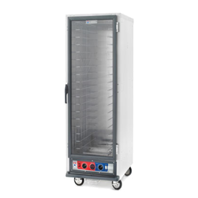 Metro C519-CFC-U C5 1 Series Heated Holding & Proofing Cabinet Mobile