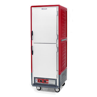 Metro C539-HDS-L C5 3 Series Heated Holding Cabinet Mobile