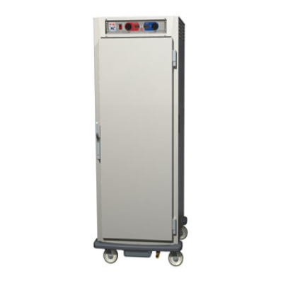 Metro C599-NFS-L C5 9 Series Controlled Humidity Heated Holding & Proofing Cabinet Mobile