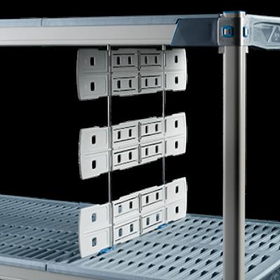 """Metro MD18-16 Shelf-to-Shelf Divider 18""""D"""