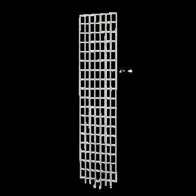 """Metro MEP35E Enclosure Panel 12-3/8""""W X 51-1/4""""H"""