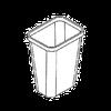 Perlick Corporation SC-WB Wastebasket Plastic