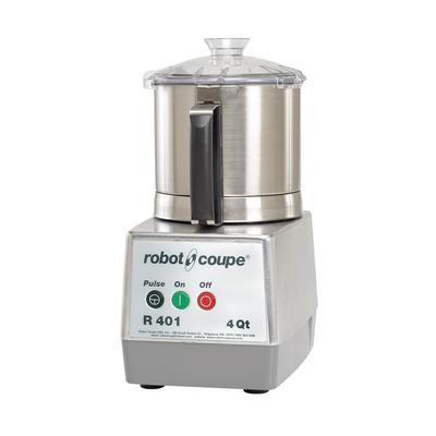 Robot Coupe R401B Cutter/Mixer 4.5 Qt