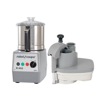 Robot Coupe R402 Combination Food Processor 4.5 Qt