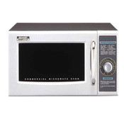 Sharp R-21LCF 1000 W Medium Duty Microwave - Sharp Medium Duty Microwaves