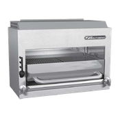 Southbend P48-RAD Platinum Compact Radiant Broiler Sectional Mount - Finishing Ovens