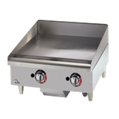 Star 624TD Star-Max Griddle - Countertop Gas Commercial Griddles