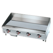 Star 636TCHSD Star-Max Griddle - Countertop Gas Commercial Griddles