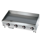 Star 648MD Star-Max Griddle - Countertop Gas Commercial Griddles