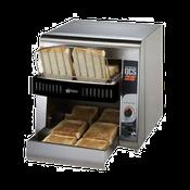 Star-Holman QCS1-350  Compact Conveyor Toaster - Star-Holman